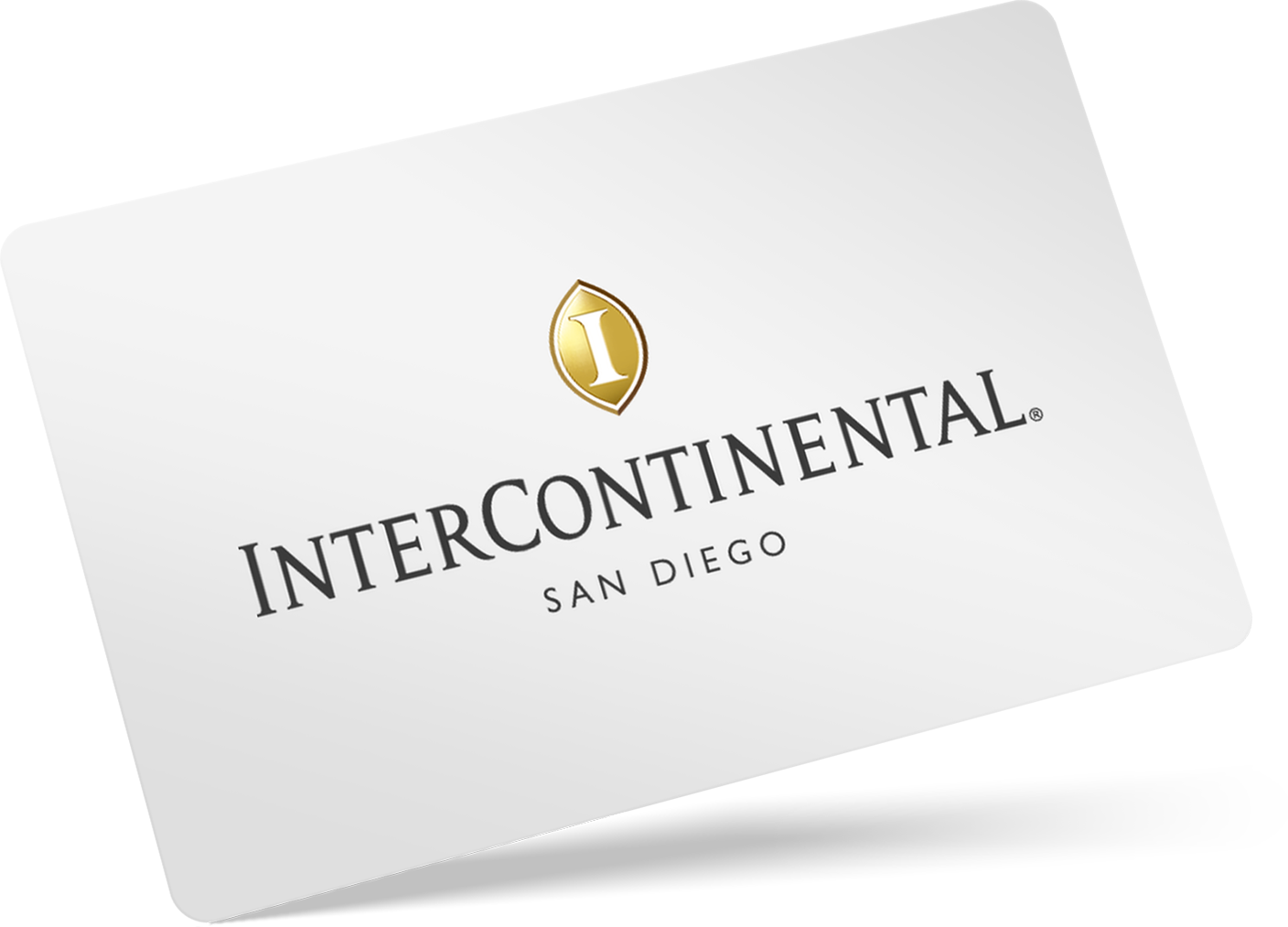 Intercontinental Club Card
